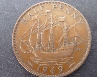 Alte Englische Münzen Etsy