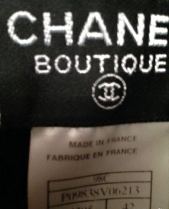 Chanel little black dress - image 4