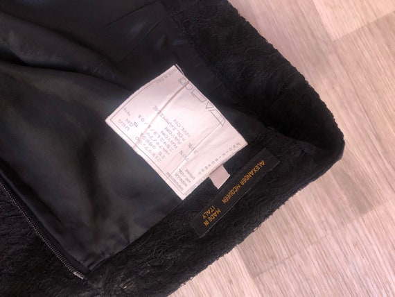 Lace skirt Alexander McQueen