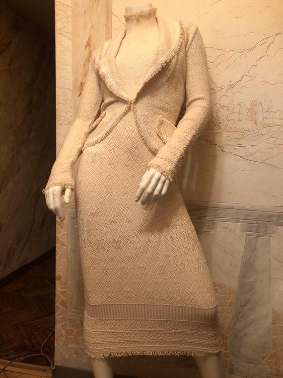 Jacket dress Christian Dior John Galliano