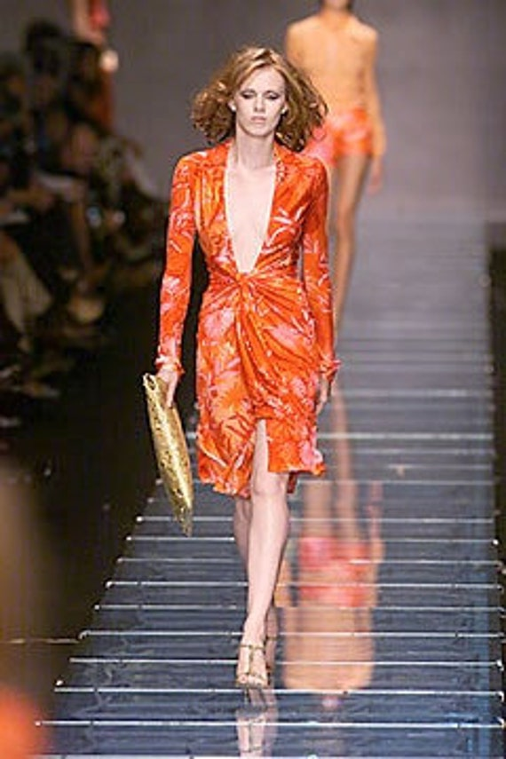 Dress Gianni Versace couture