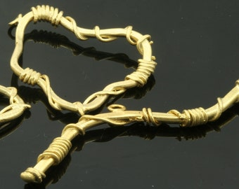 Toggle Clasps 1 pc Gold Plated Brass 40 mm -  65 mm ,Findings 816