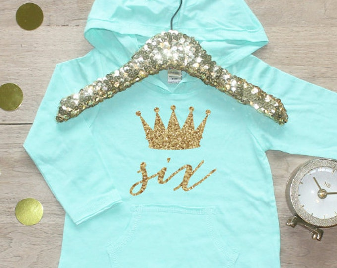 Birthday Girl Shirt / Toddler Girl Clothes 6 Year Old Outfit Sixth Birthday Shirt 6th Birthday Girl Outfit Hoodie Birthday Six Shirt 011