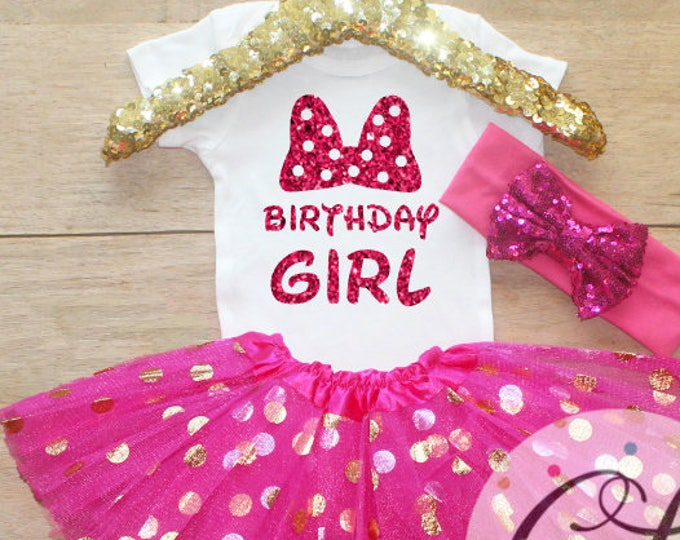 Bithday Girl   Outfit Set / Bodysuit 100