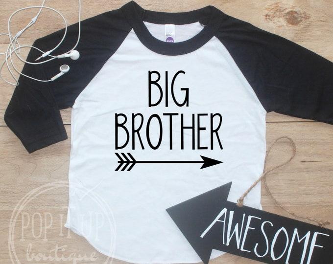 Personalized Birthday Boy Raglan / Baby Boy Clothes Tribal Arrows Shirt Birthday Boy Tee Name Custom Shirt Baby Toddler 1 Year Old 156