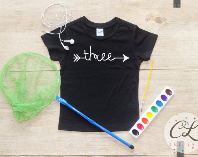 Birthday Boy Shirt / Age Arrow Baby Boy Clothes 3 Year Old Outfit Third Birthday TShirt 3rd Boy Outfit Birthday Party Three Shirt Toddler 22