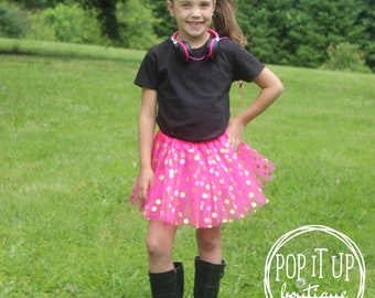 Tutu (Infants and girls sizes available - MANY colors)