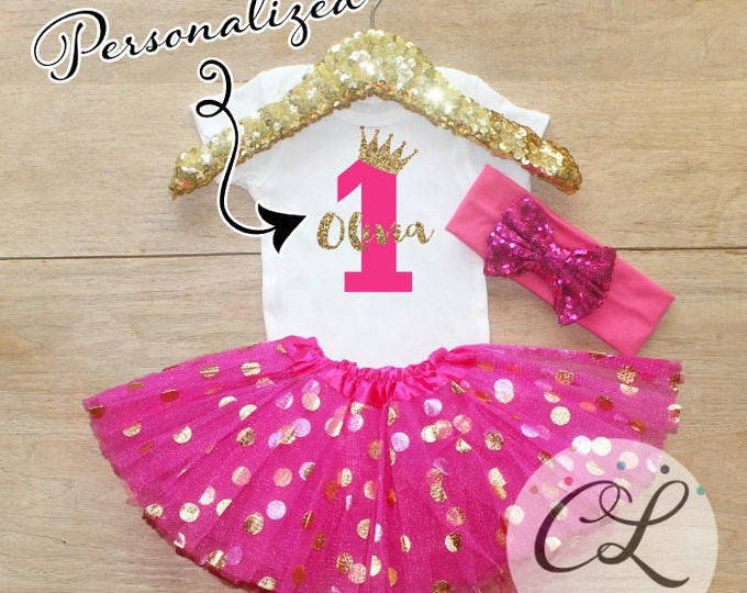 Personalized Age Birthday  Outfit Set / One T-Shirt 067