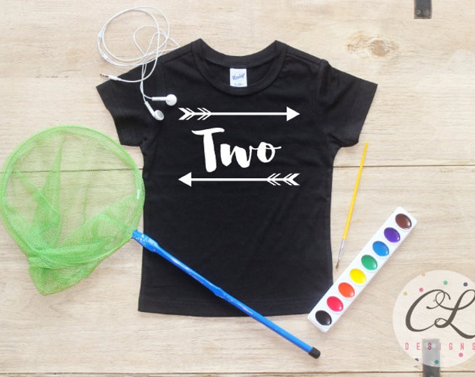 Birthday Boy Shirt / Baby Boy Clothes 2 Year Old Outfit Second Birthday TShirt 2nd Birthday Boy Outfit Birthday Party Two Shirt Toddler