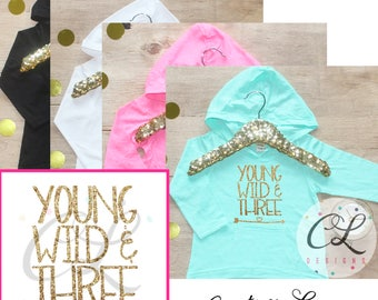 Birthday Girl Shirt / Baby Girl Clothes 3 Year Old Outfit Third Birthday Shirt 3rd Birthday Girl Outfit Hoodie Birthday Party Three 247