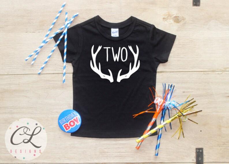 Birthday Boy Shirt Or Bodysuit 2nd T 2
