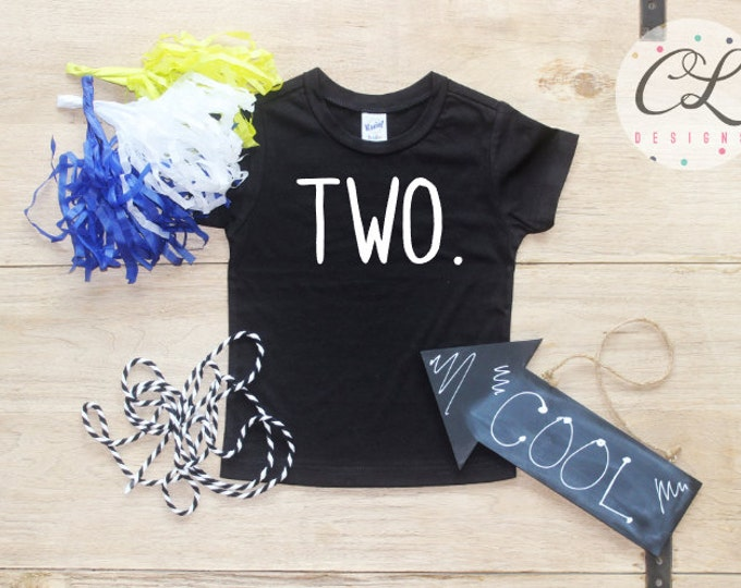 Birthday Boy Shirt / Baby Boy Clothes 2 Year Old Outfit Second Birthday TShirt 2nd Birthday Boy Outfit Birthday Party Two Shirt Toddler 029