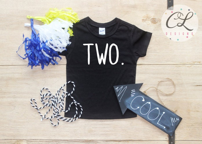 Birthday Boy Shirt Baby Clothes 2 Year Old Outfit Second TShirt 2nd Party Two Toddler 029