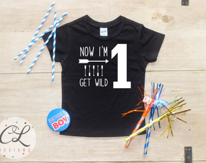 Birthday Boy Shirt / Baby Boy Clothes 1 Year Old Outfit First Birthday TShirt 1st Birthday Boy Cake Smash Outfit One Bodysuit Toddler