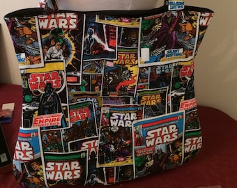 Star Wars Purse, Handbag, Tote Bag