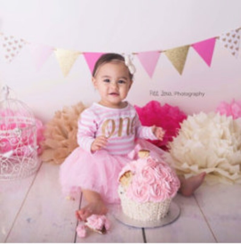 Girls Second Birthday Outfit Pink and Silver Second Birthday Tutu Pink and Silver Second Birthday Outfit Second Birthday Outfit Girl