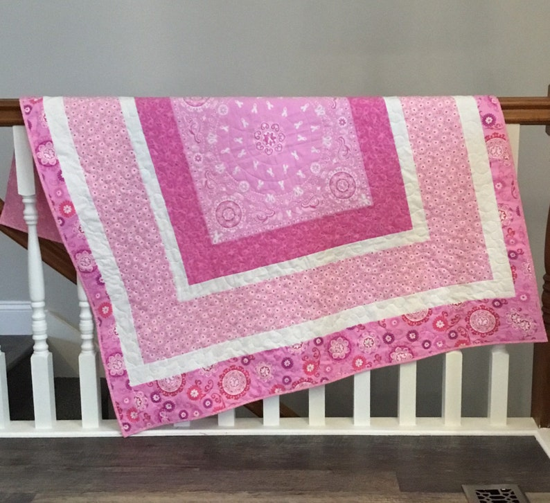 Breast Cancer Quilt Q 0147