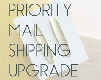 USPS Priority Mail Shipping Upgrade