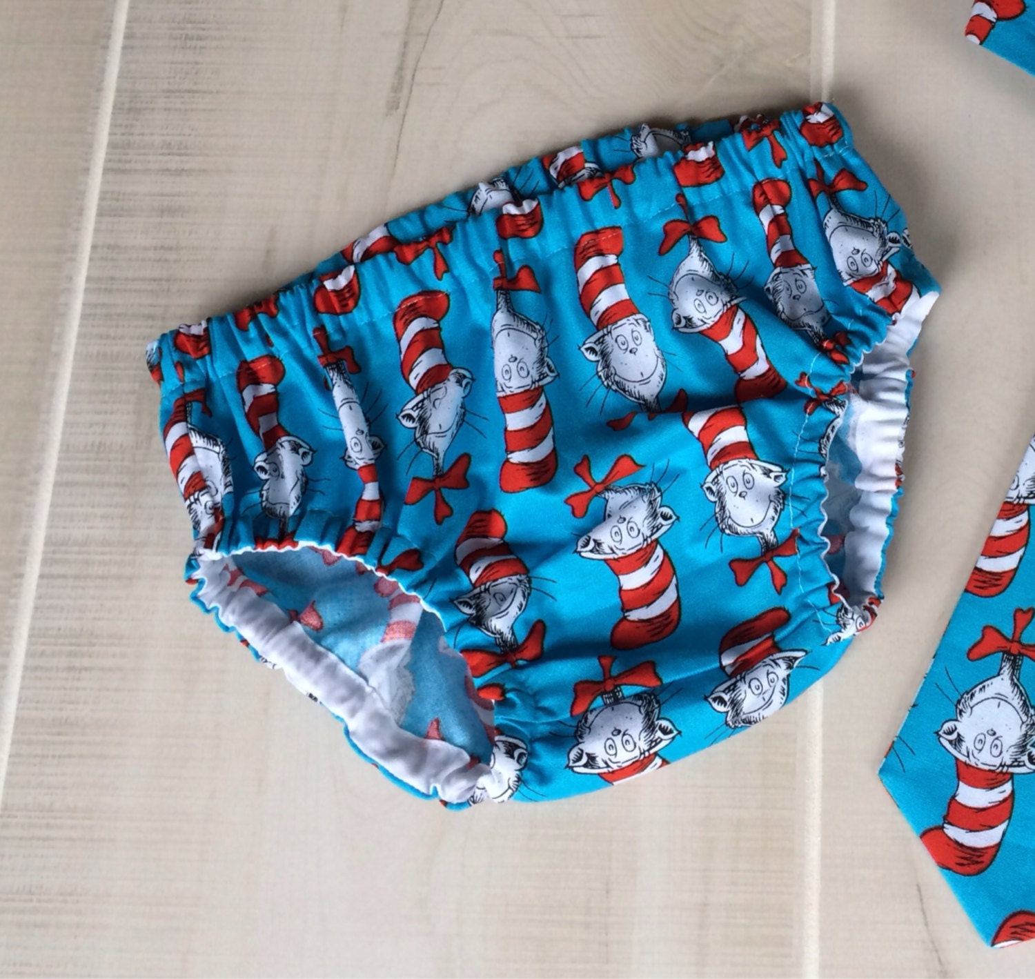 Dr. Seuss Baby Boy Diaper Cover Cat In The Hat 1st