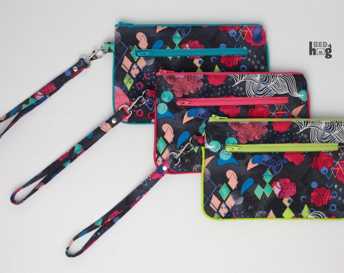Design Your Own Nina Wristlet | Wallet | Clutch | Bag