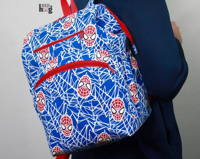 Spider-Man Backpack | Diaper Bag | Diaper Backpack
