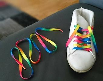 0bd17d867010 Rainbow LGBT Pride Shoelaces