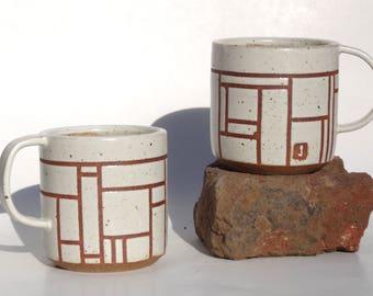 Bungalow Handmade Ceramic Mug