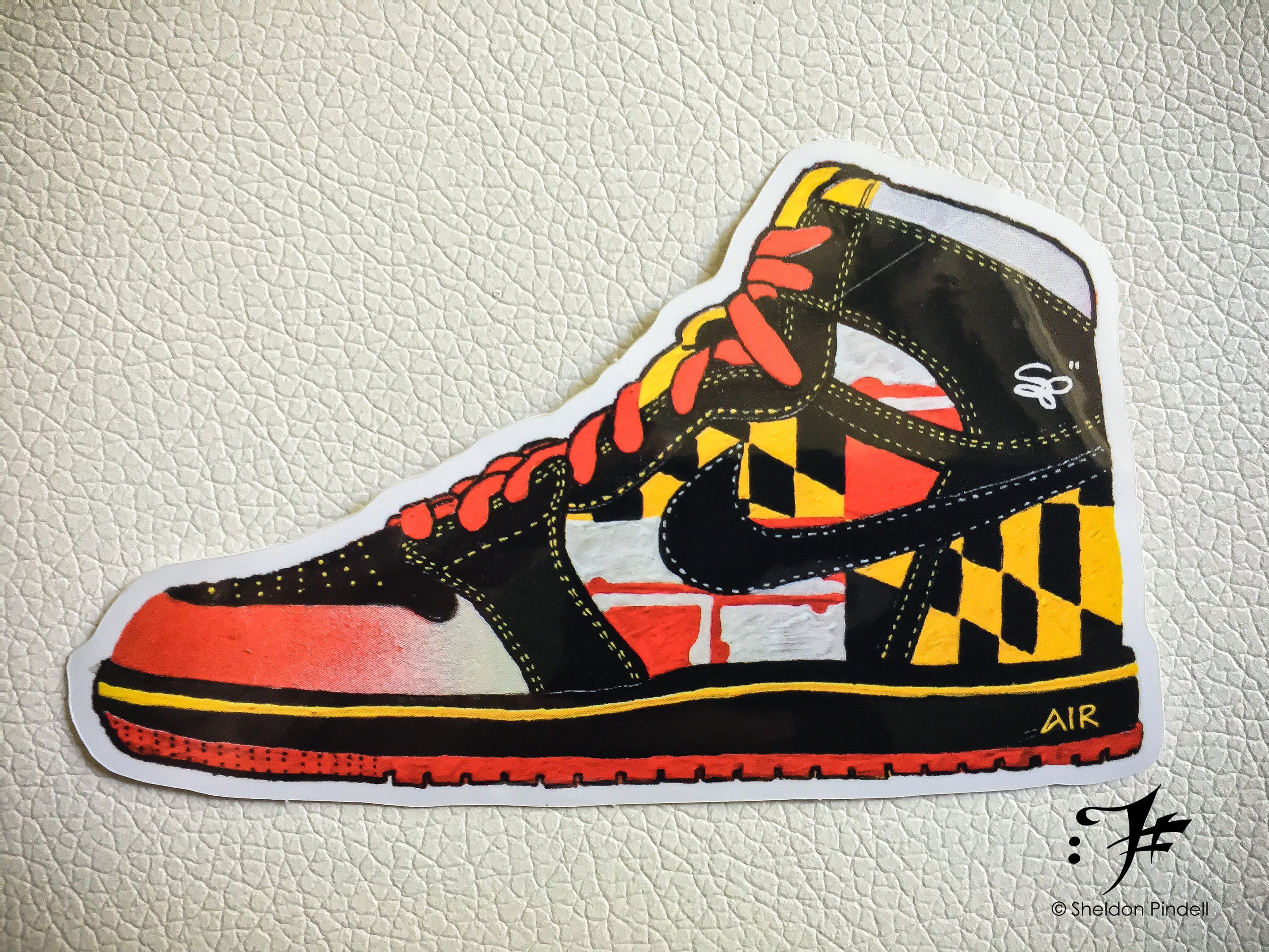 air force one jordan