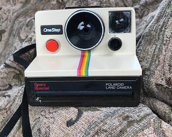 1970's Polaroid One Step Camera