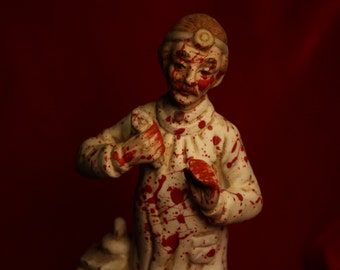 The Doctor Figurine.