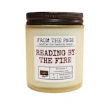 Reading by the Fire - Soy Candle - 8 oz