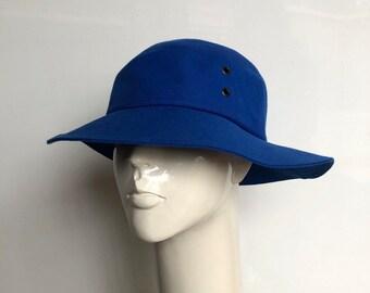 53698029133ae 70s Yves Saint Laurent Bucket Hat