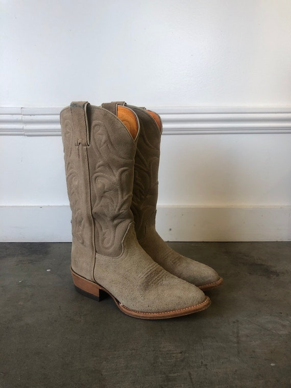 a16b2d2129c Vintage Frye Cowboy Boots | SZ womens 6 | vintage leather boots, western  boots, cowboy boots