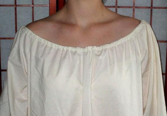 0cec4c50925 Renaissance Chemise UnderDress Womens Plus Size Custom Made