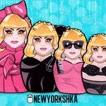 Lady Gaga Met Gala Dolls Pin