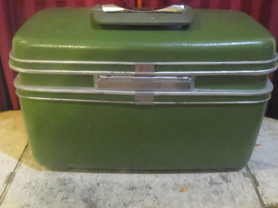 Samsonite Triancase Olive Green