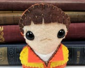 Stranger Things plushies - Will Byers (made to order)