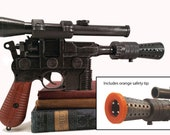 Airsoft - Han Solo's DL-44 heavy blaster pistol prop w/scope (* in stock and ready to ship *)