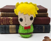 The Little Prince plushie (* in stock and ready to ship *)