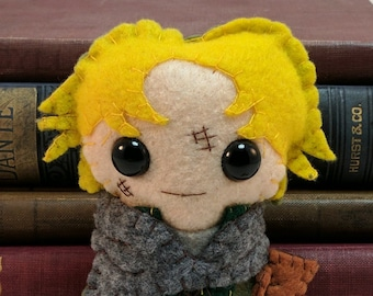 Farm Boy Wesley - The Princess Bride plushie (made to order)
