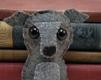 Oberon - Iron Druid Chronicles plushie (made to order)