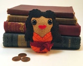 Inara Serra Firefly plushie (* in stock and ready to ship *)