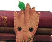 Guardian Tree Man plushie (made to order)