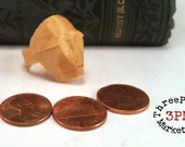 C3PO 3D printed ring