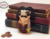Inigo Montoya - Princess Bride plushie (made to order)