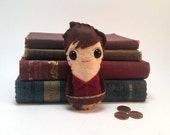 Malcolm Reynolds Firefly plushie (made to order)