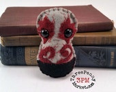 Drax the Destroyer plushie (made to order)