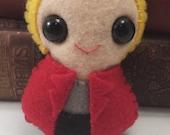 Mary Watson - Sherlock plushie (made to order)