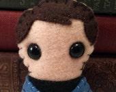 "Leonard ""Bones"" McCoy - Star Trek plushie (* in stock and ready to ship *)"