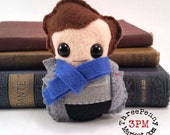 Sherlock Holmes plushie (* in stock and ready to ship *)